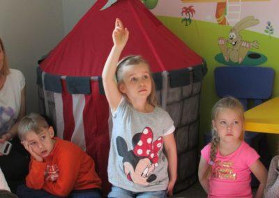 Wizyta dzieci w PSP9
